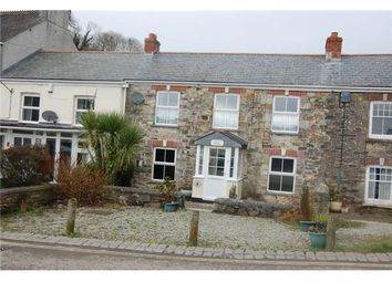 Thumbnail 3 bed cottage to rent in The Square, Pentewan, St Austell