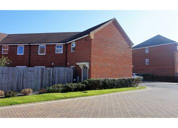 Thumbnail 2 bed maisonette for sale in Old College Walk, Portsmouth