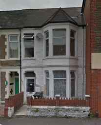 Thumbnail 2 bed flat to rent in Monthermer Road, Cardiff