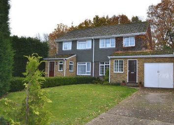 Thumbnail 3 bed semi-detached house for sale in Welland Road, Tonbridge