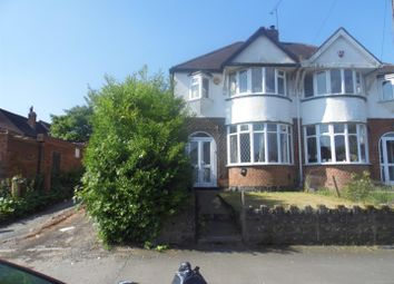 Thumbnail 3 bed property for sale in Meadfoot Avenue, Kings Heath, Birmingham