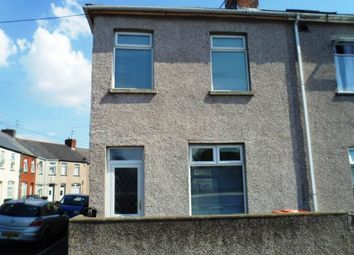 Thumbnail 2 bed end terrace house to rent in Riverside, Newport