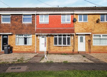 Thumbnail 3 bedroom terraced house for sale in Hilton Avenue, Scunthorpe