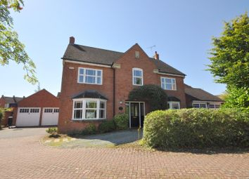 Thumbnail 4 bed detached house to rent in Old Gorse Way, Mawsley, Kettering