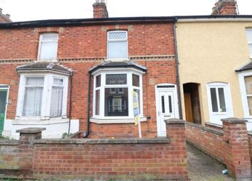 Thumbnail 2 bed terraced house to rent in Cromwell Road, Rushden