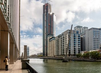 1 bed flat for sale in Hampton Tower, 75 Marsh Wall, South Quay Plaza E14