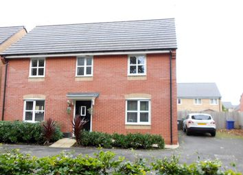 Thumbnail 3 bedroom detached house for sale in Little Mountain Court, Wrexham