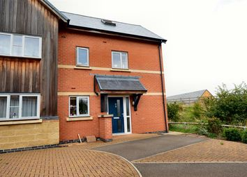 Thumbnail 3 bed end terrace house for sale in Furlong Way, Holdingham, Sleaford