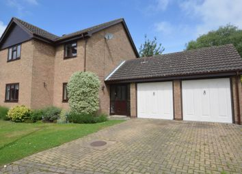 Thumbnail 4 bed property for sale in Springhead Close, Howden, Goole