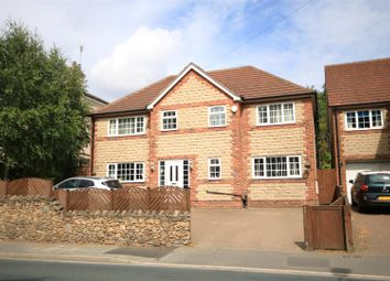 Thumbnail 5 bed detached house for sale in Sheffield Road, Conisbrough, Doncaster