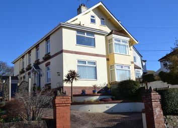 Thumbnail 3 bedroom semi-detached house for sale in Greenway Lane, Budleigh Salterton, Devon
