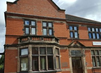 Thumbnail 2 bed flat to rent in St Paul's Court, Brunswick Park Road, Wednesbury, West-Midlands, 9F
