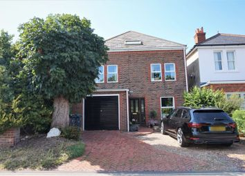 Thumbnail 4 bed detached house for sale in St. Marys Road, Hayling Island