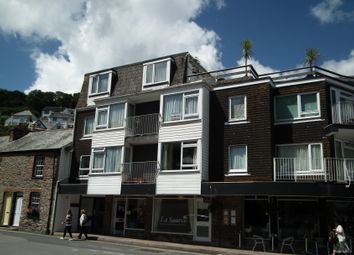 Thumbnail 2 bed flat for sale in The Quay, West Looe, Cornwall