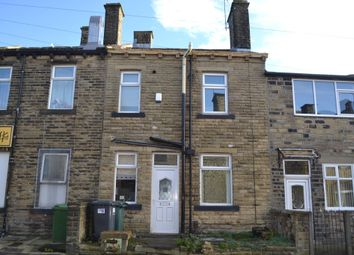 Thumbnail 2 bed terraced house for sale in Station Road, Denholme, Bradford