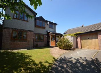 Thumbnail 5 bed detached house for sale in Sennen Close, Torpoint, Cornwall