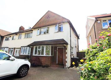 Thumbnail 3 bed end terrace house for sale in Verdant Lane, London, London