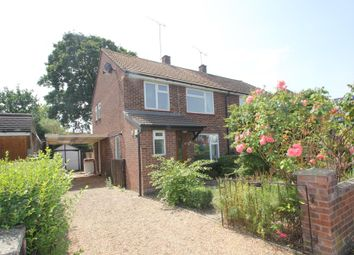 Thumbnail 3 bed semi-detached house to rent in Little Heath Road, Chobham, Woking