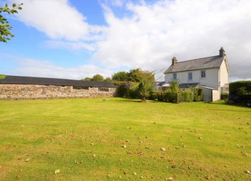 Thumbnail 4 bed detached house for sale in Sherwell, Callington, Cornwall