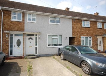 Thumbnail 2 bed terraced house for sale in Dewsbury Road, Harold Hill, Essex