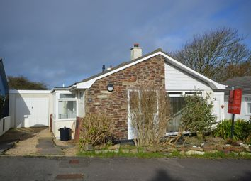 Thumbnail 2 bed detached bungalow for sale in Durning Road, St. Agnes
