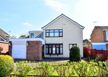 Thumbnail 4 bed detached house for sale in Copsewood Avenue, Whitestone, Nuneaton, Warwickshire