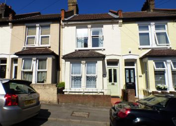 Thumbnail 3 bed terraced house to rent in James Street, Rochester