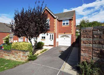 Thumbnail 3 bed property for sale in Broadleaze, Shirehampton, Bristol