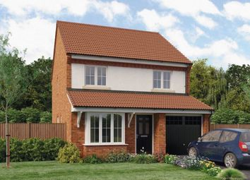 Thumbnail 4 bed detached house for sale in Peel House Lane, Widnes