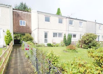Thumbnail 3 bed terraced house for sale in 40, Cowal Place, Dunoon PA237Pu
