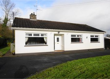 Thumbnail 4 bed detached bungalow for sale in Newtate Road, Enniskillen
