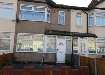 Thumbnail 3 bed terraced house to rent in Waverley Road, Rainham