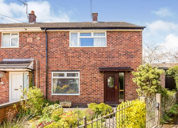 Thumbnail 2 bed end terrace house for sale in Lilac Grove, Oswestry, Shropshire