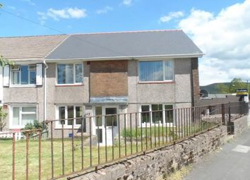 Thumbnail 2 bed flat to rent in Brynteg Terrace, Ebbw Vale