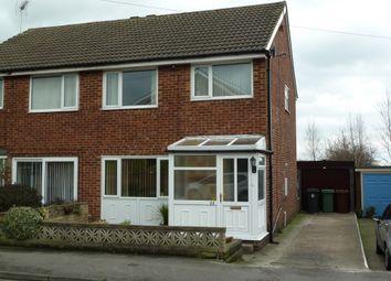 Thumbnail 3 bedroom semi-detached house to rent in Swinnow Green, Leeds