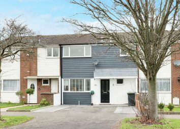 Thumbnail 3 bed terraced house for sale in Milton Road, Cowplain, Waterlooville