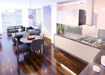 Thumbnail 1 bedroom flat for sale in Strand Plaza, Liverpool