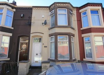 Thumbnail 3 bedroom terraced house to rent in Hanford Avenue, Orrell Park, Liverpool