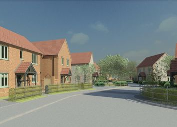Thumbnail 3 bed semi-detached house for sale in Hall Close, Bodham, Holt