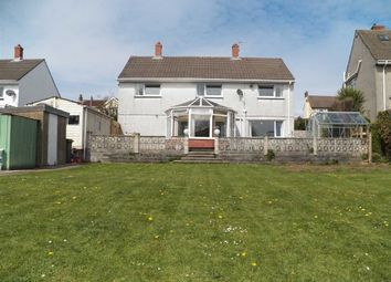 Thumbnail 4 bedroom detached house for sale in Cambridge Close, Langland, Swansea