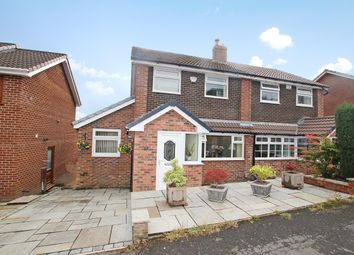 Thumbnail 4 bedroom detached house for sale in New Briggs Fold, Egerton, Bolton