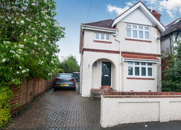 Thumbnail 3 bed detached house for sale in Alwyn Road, Maidenhead