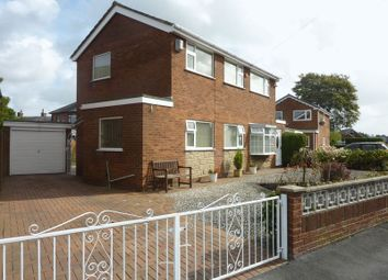 Thumbnail 3 bed detached house for sale in Southfield, Much Hoole, Preston