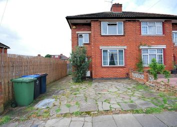 3 bed semi-detached house for sale in Longley Avenue, Wembley, Middlesex HA0