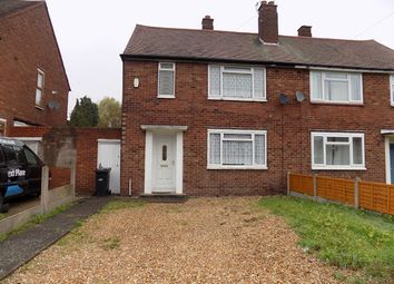 Thumbnail 2 bed semi-detached house to rent in Pheasant Street, Brierley Hill