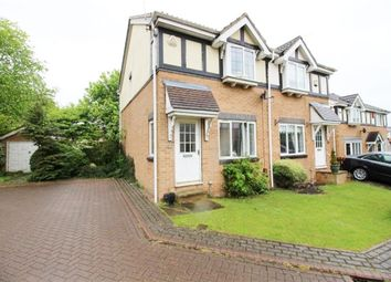 Thumbnail 2 bed semi-detached house to rent in Earlswood Mead, Pudsey