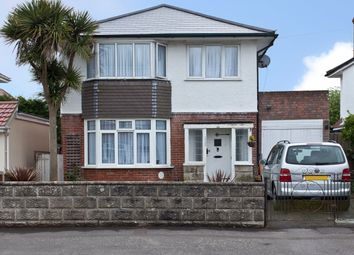 Thumbnail 3 bedroom detached house for sale in Seafield Road, Bournemouth