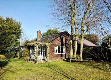 Thumbnail 4 bed detached bungalow for sale in Walden Road, Sewards End, Saffron Walden, Essex