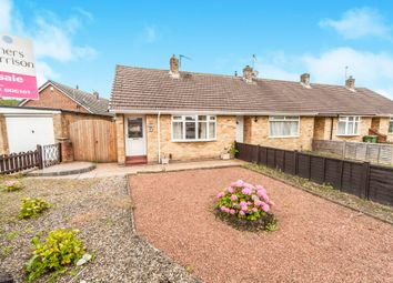Thumbnail 1 bedroom semi-detached bungalow for sale in Fairville Road, Stockton-On-Tees