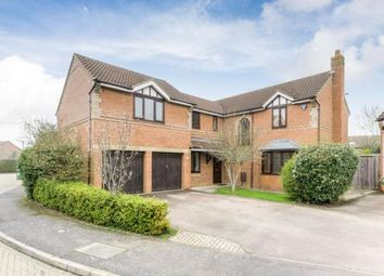 5 bed detached house for sale in Quilter Meadow, Old Farm Park, Milton Keynes MK7